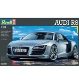 Revell Vehicles Audi R8 Revell schaal 124