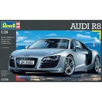 Audi R8 Revell schaal 124