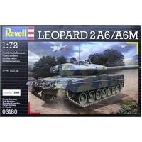 Leopard 2A6/A6M Revell: schaal 1:72