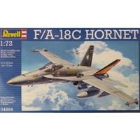 F/A-18C Hornet Revell schaal 172