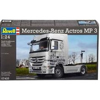 Mercedes Benz Actros MP3 Revell: schaal 1:24
