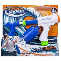 Super Soaker Bottle Blitz Nerf