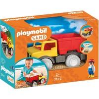 Kiepwagen met emmer Playmobil