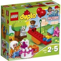 Verjaardagsfeestje Lego Duplo