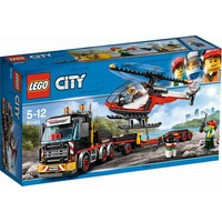 Helicopter Transport Lego