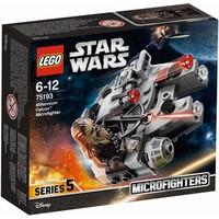 Millennium Falcon Microfighter Lego
