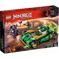 Ninja Nachtracer Lego