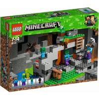 De zombiegrot Lego