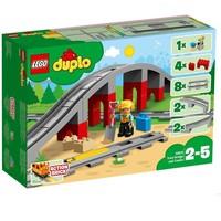 Treinbrug en- rails Lego Duplo