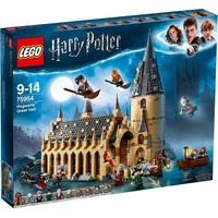 Grote zaal van Zweinstein Lego
