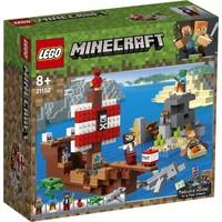 Avontuur op het piratenschip Lego