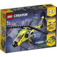Helikopter avontuur Lego
