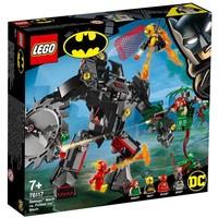 Batman Mech vs Poison Ivy Mech Lego