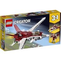 Futuristisch vliegtuig Lego