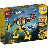 Onderwaterrobot Lego