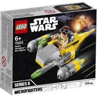 Naboo Starfighter Microfighter Lego
