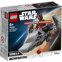 Sith Infiltrator Microfighter Lego