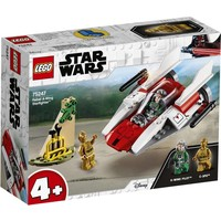 Rebel A-Wing Starfighter Lego