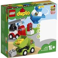 Mijn eerste auto creaties Lego Duplo