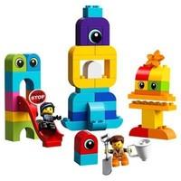 Visite voor Emmet en Lucy Lego Duplo