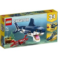 Diepzeewezens Lego