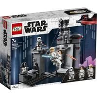 Death Star Escape Lego