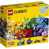 Stenen en ogen Lego
