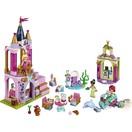 LEGO Ariels Aurora`s en Tiana`s koninklijke viering Lego