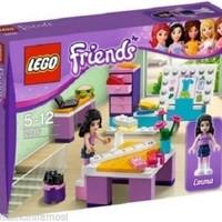 Hartvormige dozen vriendschapspakket Lego