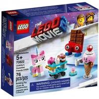 De allerliefste vrienden van Unikitty Lego
