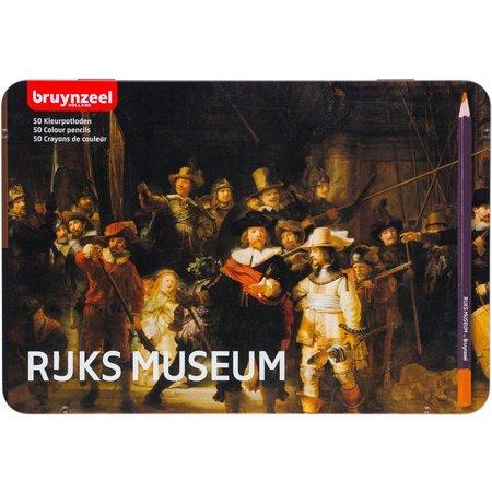 Bruynzeel Kleurpotloden Bruynzeel Grote Meesters: 50 stuks