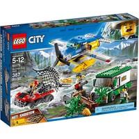 Bergrivieroverval Lego
