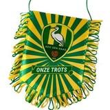 Banier ado geel/groen trots