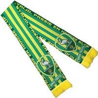 Sjaal ado groen/geel passie
