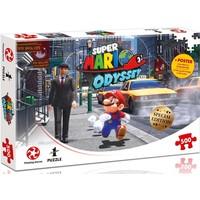 Puzzel Mario Odyssey: New Donk City 500 stukjes