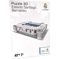 Puzzel real madrid Santiago Bernabeu 47 stukjes