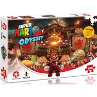 Puzzel Mario Odyssey: Bowsers Castle 500 stukjes