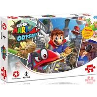 Puzzel Mario Odyssey: World Traveler 500 stukjes