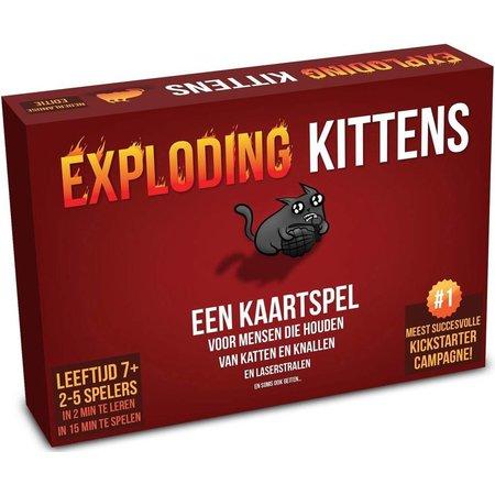 Libellud Exploding Kittens (EKG-ORG1-1)