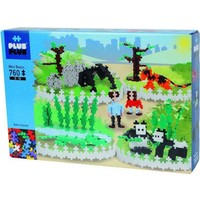 Mini Basic Plus-Plus Dierentuin 760 stuks