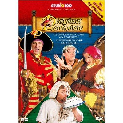 Piet Piraat Piet Piraat DVD - Favoriete avonturen