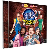 Studio 100 CD - Ketnet musical Troep