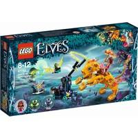 Azari en de vangst van de vuurleeuw Lego