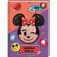 Vriendenboek Minnie Mouse Emoji