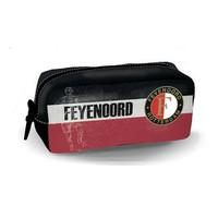 Etui Feyenoord zwart/wit/rood