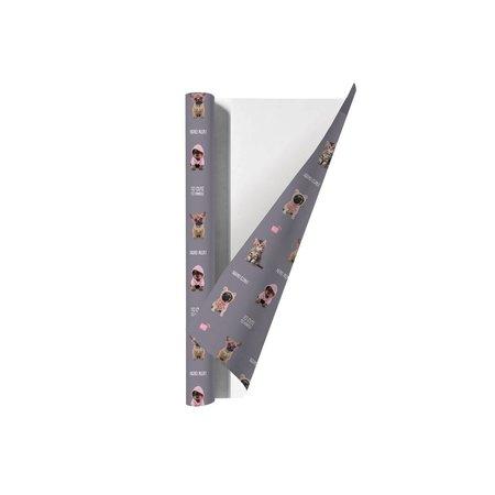 Non-License Kaftpapier Studio Pets: 2x vel 100x70 cm (315405)