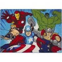 Vloerkleed Avengers 95x133 cm