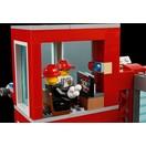 LEGO Brandweerkazerne Lego