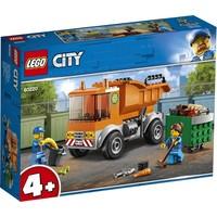 Vuilniswagen Lego