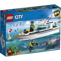 Duikjacht Lego